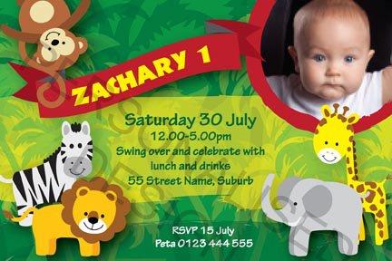 Jungle Invite 2