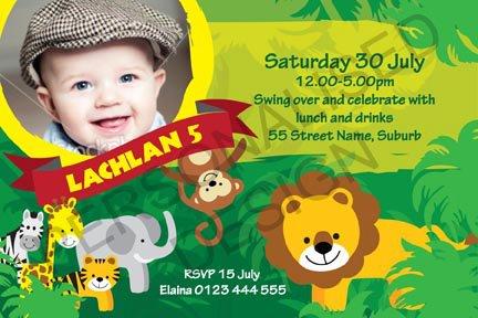 Jungle Invite 1